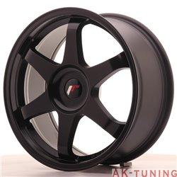 Japan Racing JR3 18x8 ET35-40 Blank Matt Black | JR31880XX3574BF