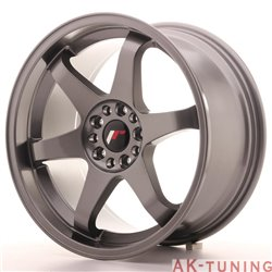 Japan Racing JR3 18x9 ET40 5x112/114 Gun Metal