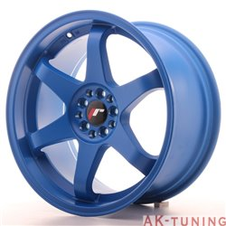Japan Racing JR3 18x9 ET40 5x100/108 Blue