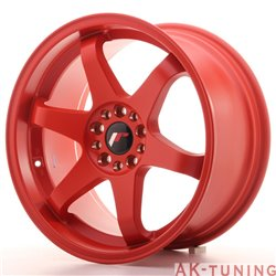 Japan Racing JR3 18x9 ET40 5x100/108 Mat BloodyRed