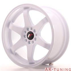 Japan Racing JR3 18x9 ET40 5x100/108 White