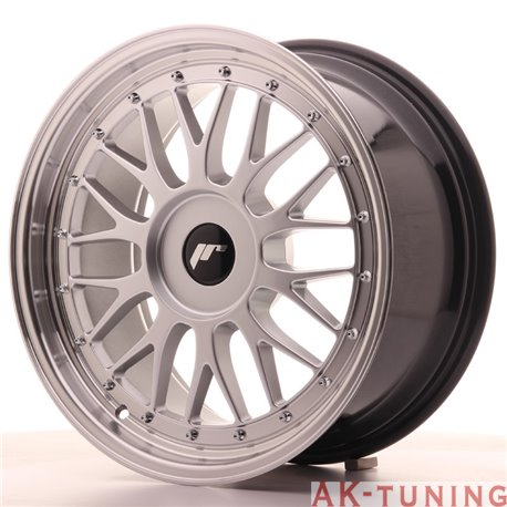 Japan Racing JR23 18x8.5 ET25-45 Blank Hiper Si | JR231885XX2574HS