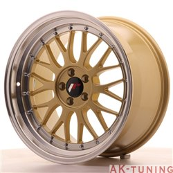 Japan Racing JR23 18x9.5 ET42 5x112 Gold