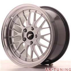 Japan Racing JR23 18x9.5 ET42 5x112 Hiper Silver