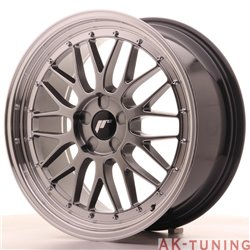 Japan Racing JR23 18x9.5 ET25-42 5H Blank Hiper Bl