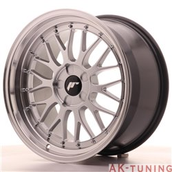 Japan Racing JR23 18x9.5 ET25-42 5H Blank Hiper Si