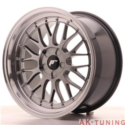 Japan Racing JR23 18x9.5 ET40-42 5H Blank Hiper Bl