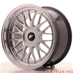 Japan Racing JR23 18x9.5 ET25-42 Blank Hiper Si