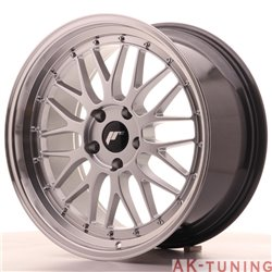 Japan Racing JR23 19x9.5 ET45 5x112 Hiper Silver | JR2319955L4574HS