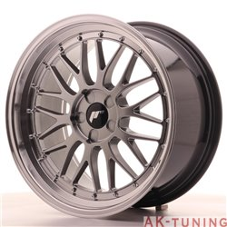 Japan Racing JR23 19x9.5 ET35-48 5H Blank Hiper Bl | JR2319955X3574HB