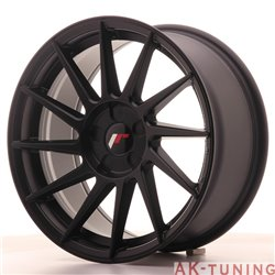 Japan Racing JR22 17x8 ET35 5H Blank Matt Black | JR2217805X3574BF