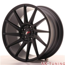 Japan Racing JR22 18x8.5 ET40 5x112/114 Matt Black | JR221885ML4074BF