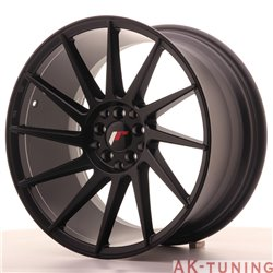 Japan Racing JR22 18x9.5 ET35 5x100/120 Matt Black | JR221895MZ3574BF