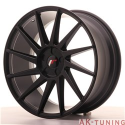 Japan Racing JR22 19x8.5 ET35-40 5H Blank Matt Bla | JR2219855X3574BF