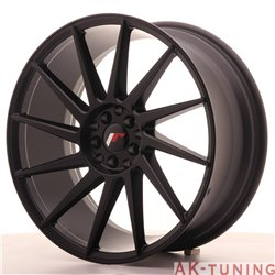Japan Racing JR22 19x8.5 ET40 5x112/114 Matt Bla | JR221985ML4074BF