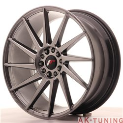 Japan Racing JR22 19x8.5 ET35 5x100/120 Hiper Blac | JR221985MZ3574HB