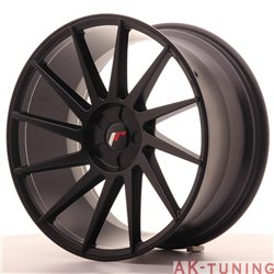 Japan Racing JR22 19x9.5 ET35-40 5H Blank Matt Bla | JR2219955X3574BF