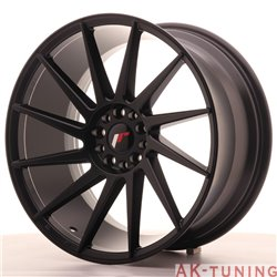 Japan Racing JR22 19x9.5 ET40 5x112/114 Matt Black | JR221995ML4074BF