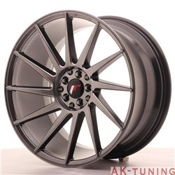 Japan Racing JR22 19x9.5 ET35 5x100/120 Hiper Blac | JR221995MZ3574HB