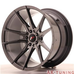 Japan Racing JR21 19x11 ET25 5x114/120 Hiper Bla