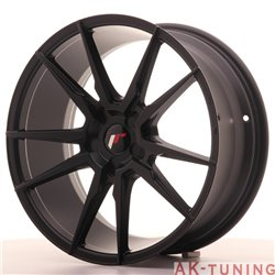 Japan Racing JR21 19x8.5 ET20-40 5H Blank Matt Bla | JR2119855X2074BF