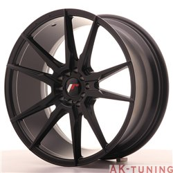 Japan Racing JR21 19x8.5 ET40 5x112/114 Matt Bla | JR211985ML4074BF