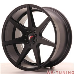 Japan Racing JR20 19x9.5 ET40 5x112/114 Matt Black