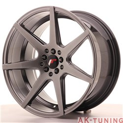 Japan Racing JR20 19x9.5 ET35 5x100/120 Hiper Blac