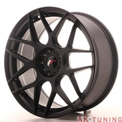 Japan Racing JR18 19x8.5 ET35 5x100/120 Matt Black