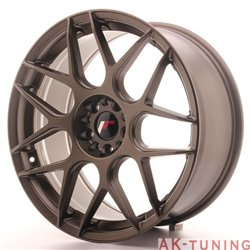 Japan Racing JR18 19x8.5 ET35 5x100/120 Bronze