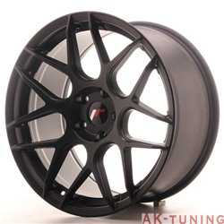 Japan Racing JR18 19x9.5 ET35 5x120 Matt Black