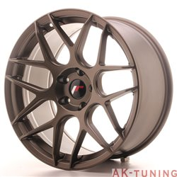 Japan Racing JR18 19x9.5 ET35 5x120 Bronze
