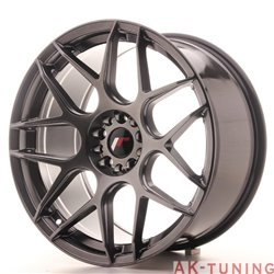 Japan Racing JR18 19x9.5 ET22 5x114/120 Hiper Blac