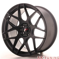 Japan Racing JR18 19x9.5 ET35 5x112/114 Matt Black