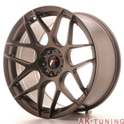 Japan Racing JR18 19x9.5 ET35 5x112/114 Bronze