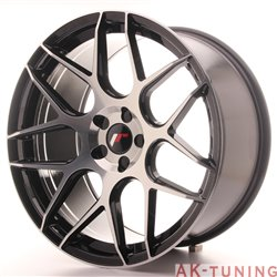 Japan Racing JR18 20x10 ET20-45 5H Blank Glossy B