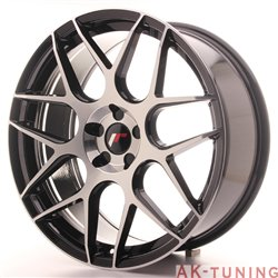 Japan Racing JR18 20x8.5 ET20-40 5H Blank Glossy