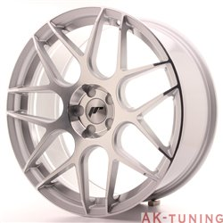 Japan Racing JR18 20x8.5 ET20-40 5H Blank SilverM
