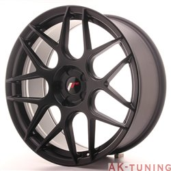 Japan Racing JR18 20x8.5 ET35-40 5H Blank Matt Bl