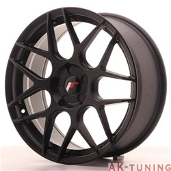 Japan Racing JR18 18x7.5 ET35-40 Blank 5H MattBlac