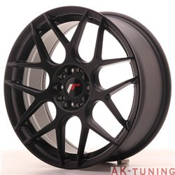 Japan Racing JR18 18x7.5 ET40 5x112/114 Matt Black