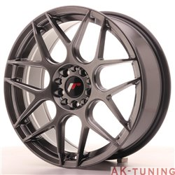 Japan Racing JR18 18x7.5 ET40 5x100/120 Hiper Blac