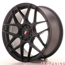Japan Racing JR18 18x8.5 ET40 5x112/114 Matt Black