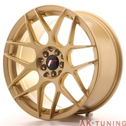 Japan Racing JR18 18x8.5 ET40 5x112/114 Gold