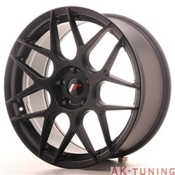 Japan Racing JR18 19x8.5 ET35 5x120 Matt Black