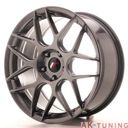 Japan Racing JR18 19x8.5 ET35 5x120 Hiper Blac