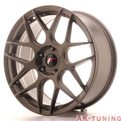 Japan Racing JR18 19x8.5 ET35 5x120 Bronze