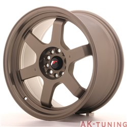 Japan Racing JR12 18x9 ET30 5x112/114.3 Bronze