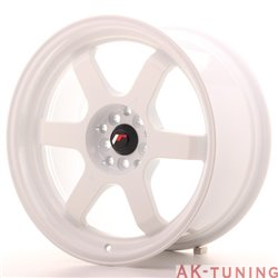 Japan Racing JR12 18x9 ET30 5x112/114.3 White
