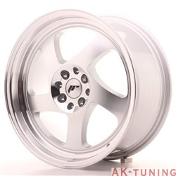 Japan Racing JR15 17x8 ET25 4x100/108 Machined S